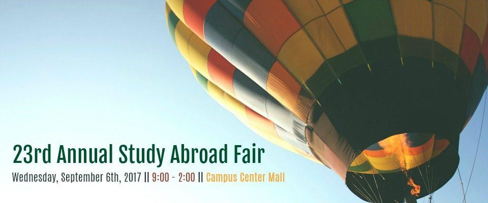 23rd study abroad fair2