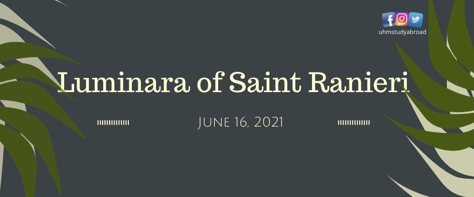 Luminara of Saint Ranieri