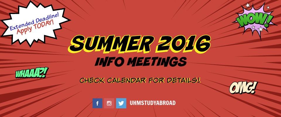 summer16 info meetings