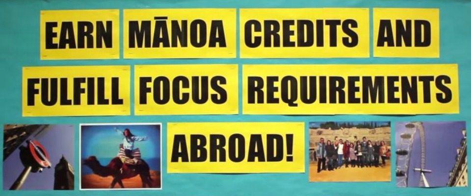 Lifestyles - UH Mānoa Study Abroad Center